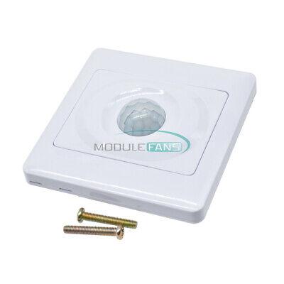 Infrared Ir Pir Sensor Switch Module Body Save Energy Motion Auto Light M
