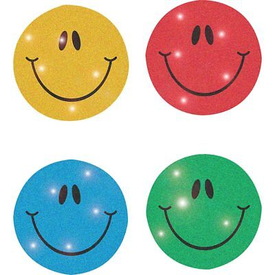 Smiley Face Charts - Smiley Faces, Multicolor Chart Seals Carson Dellosa CD-2143