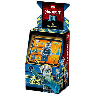 Lego Ninjago Jay Avatar Arcade Pod Building Set - 71715