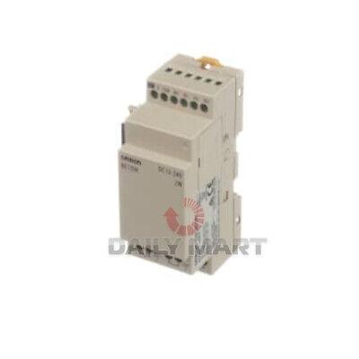 New In Box Omron Zen8e1dr Zen-8e1dr Programmable Relay Module Dc12-24v