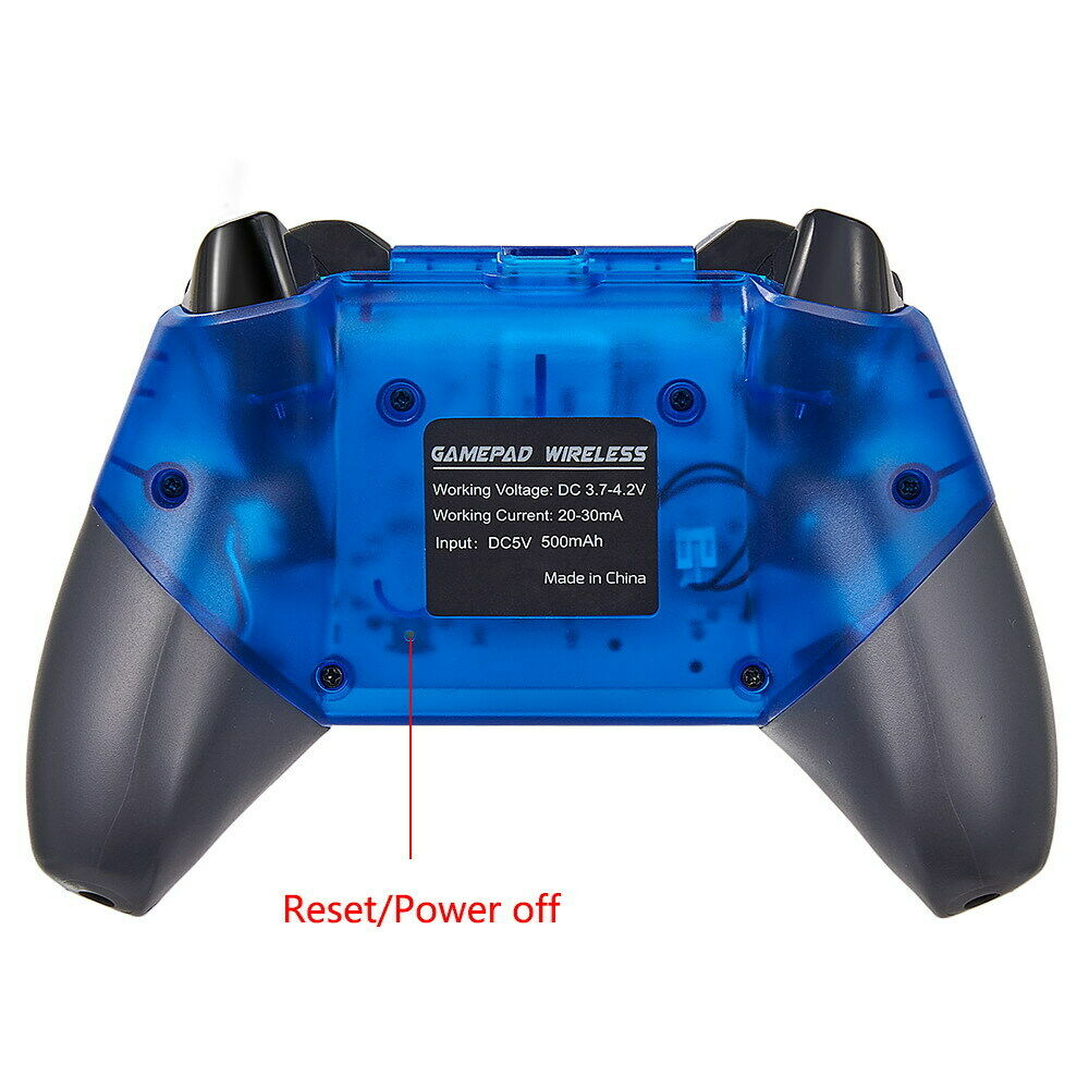Купить Unbranded/Generic Nintendo Switch - Wireless Pro Controller Remote Gamepad for Nintendo Switch Console Black / Blue