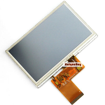 4.3inch Lcd Touch Screen Digitizer With Touch Panel For Psp Pda Gps