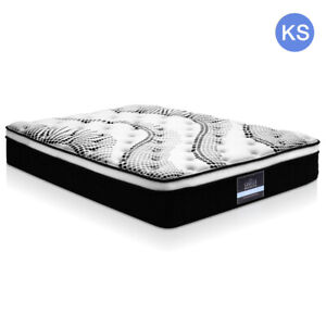 Plush Euro Top King Single Size Mattress 32cm