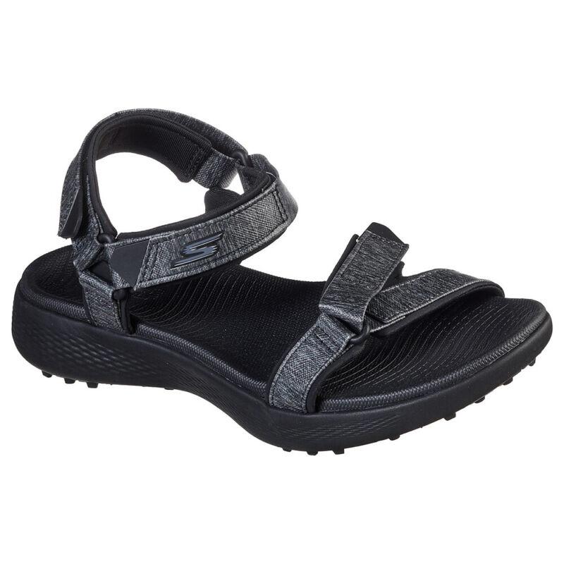 Skechers Ladies GO GOLF 600 Sandals - Black