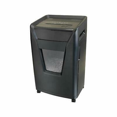 Staples 24-sheet Cross-cut Commercial Shredder Spl-bxc242a-cc 8 Gallon Capacity