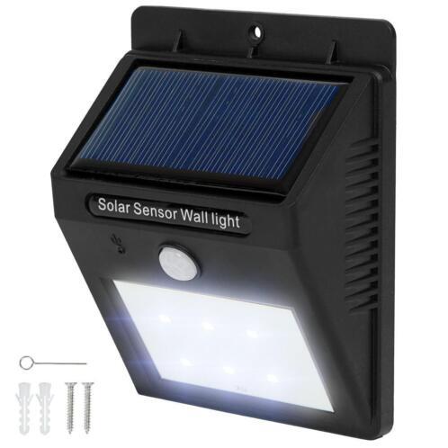 ≥ LED Solar tuinverlichting tuinlamp bewegingsdetector 401513 ...