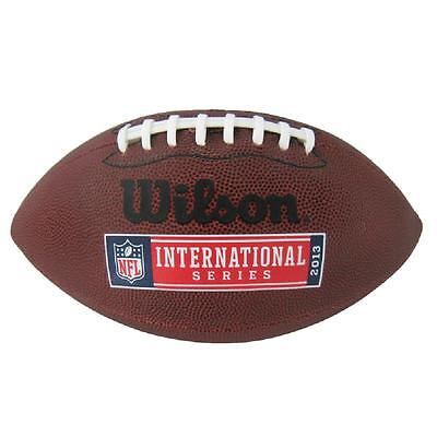 Wilson NFL International Series 2013 American Football - Size 9 - RRP: £15