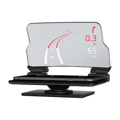Hudway Glass Navigational Heads-Up Display Glass Car Travel NEW