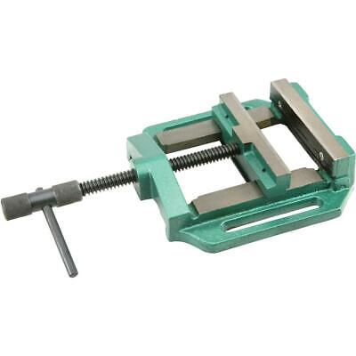 Grizzly G5978 Drill Press Vise - 6 With Quick Turning Knurled Handle
