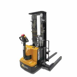 NEW WALKIE STACKER! NSP12EAS Welshpool Canning Area Preview
