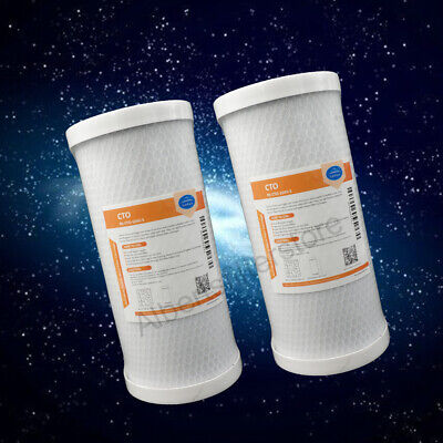 2x Whole House Replacement Water Filter Set Fit GE FXHTC GXWH40L GXWH30C GXWH35F for sale  Shipping to India