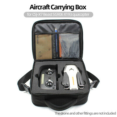 Drone Backpack Carrying Case Drone Storage Bag for CSJ-X7 Beast SG906 Drone S2C7