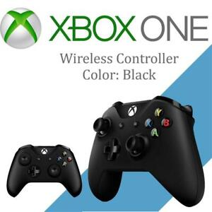 Xbox One Wireless Controller - Black Condtion: lightly used  Black