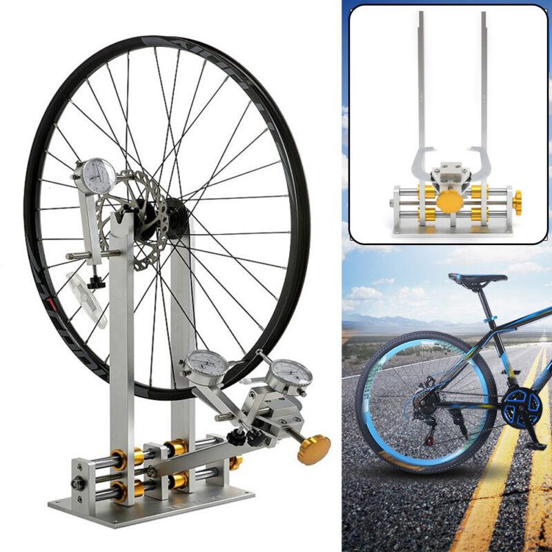"Bicycle Wheel Maintenance Truing Stand w/ Repair Tool kit for 10-29"" Bike Wheels"