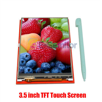 3.5 Inch Tft Touch Screen Lcd Display 480x320 Uno R3 Board For Arduino Mega 2560