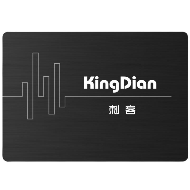 """KingDian S180 Solid State Drive SSD 2.5"""" SATA3 2-CH for Computer Hardware 6"""