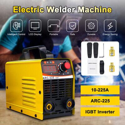 Mini Igbt Arc Welding Machine Mma Electric Welder 110v 225a Dc Inverter