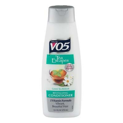 Alberto Vo5 Tea Therapy - Alberto VO5 Tea Therapy Healthful Green Tea Smoothing Conditioner for Unisex,