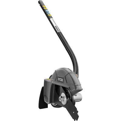 Ryobi Edger Trimmer Attachment Expand-It 8 in. Universal Steel Straight Shaft