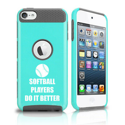 Best Ipod Touch Case (For Apple iPod Touch 5th 6th Shockproof Hard Case Cover Do It Better)