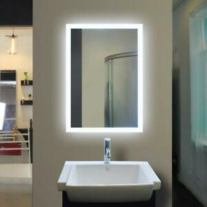 LED Mirrors in various sizes -