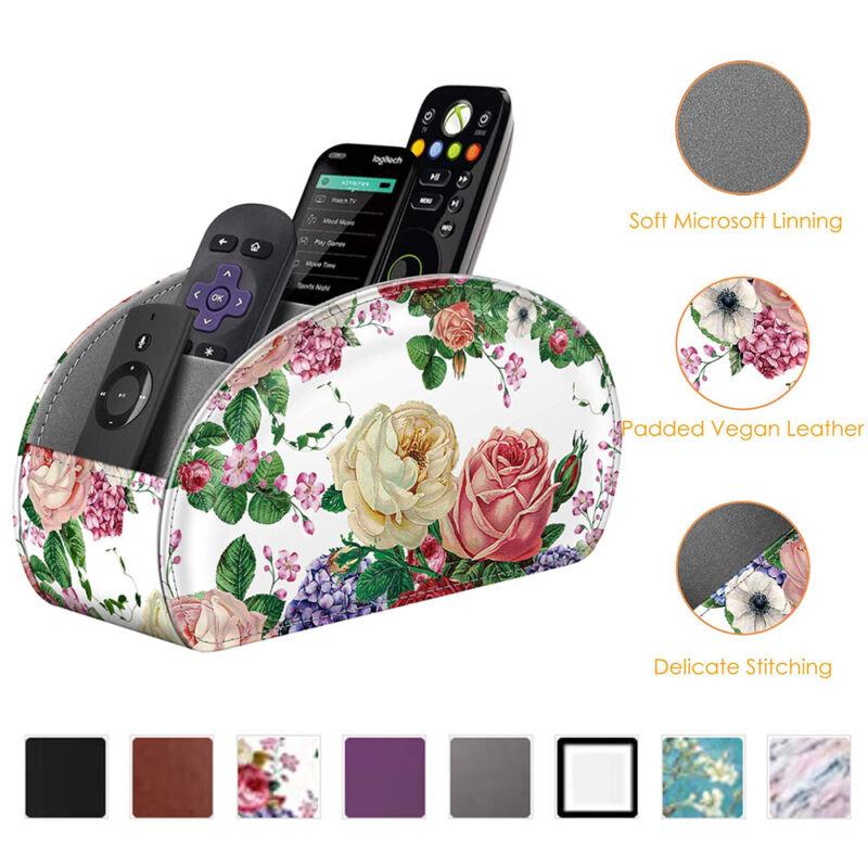 (5 Compartments) Remote Control Holder TV Remote Caddy Desktop Organizer