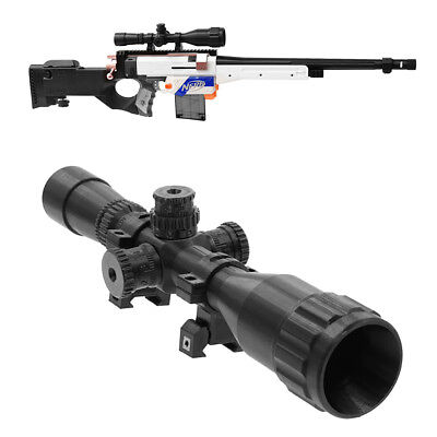 Worker MOD F10555 Tactical Distance Scope Sight 3D Print for Nerf Modify Toy