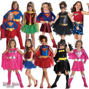 Girls-Superhero-Fancy-Dress-Costume-Kids