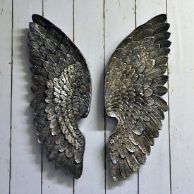 ANGEL WINGS WALL DECORATION.