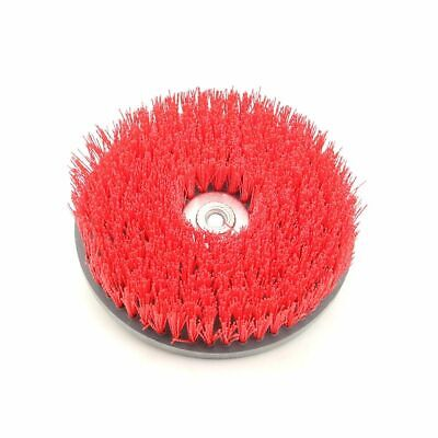 Round Disc Clean Brush For Cleaning Stone Mable Ceramic Tile Wood 1 Piece 7m14