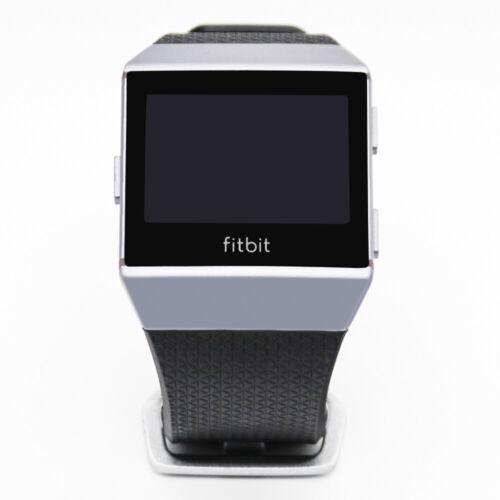 Fitbit IONIC Smart Watch Bluetooth GPS Activity Fitness Tracker S/L Smartwatch