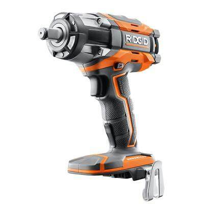 "NEW - RIDGID R86011B 18v 1/2"" Cordless Impact Wrench Brushless Gen5x Tool Only"
