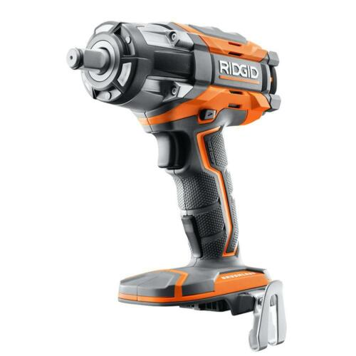 "RECON - RIDGID R86011B 18v 1/2"" Cordless Impact Wrench Brushless Gen5x Tool Only"