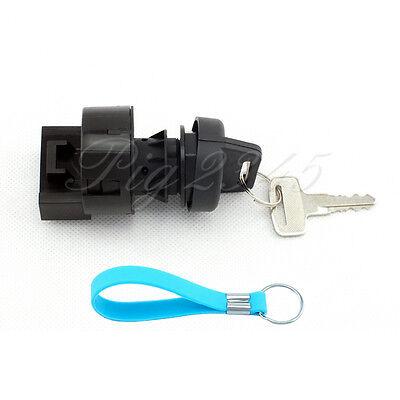 Ignition Key Switch For Polaris ATV Sportsman X2 500 EFI 2008 2009 Free Keychain