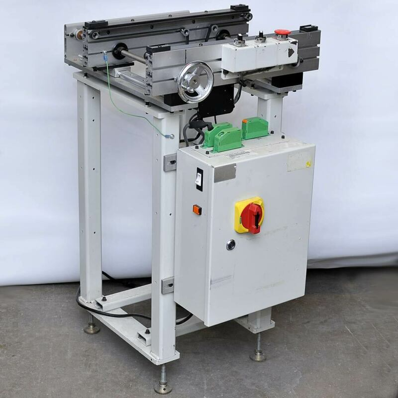 CTI Conveyor Technologies CC-.5M-1-1CFT3 0.5m PCB Edge Belt Conveyor Workstation