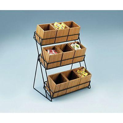 Cal-mil Bamboo Box Insert - 4l X 4w X 4h
