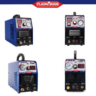Plasmargon Plasma Cutter Machine Hf Start Pilot Arc Cnc 5060amps Combination