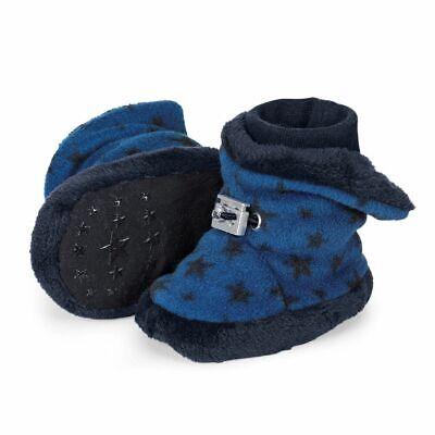 Sterntaler Baby Schuh Jungen Größe 19/20 blau Kinder Winter Shoes Schuhe