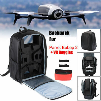Bag Backpack Portable Shoulder Carrying Case For Parrot Bebop 2/Power FPV Drone