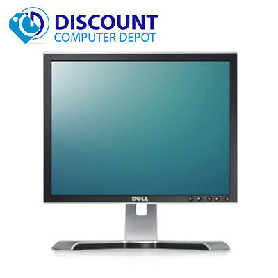 "Dell UltraSharp Desktop Computer Monitor 19"" PC LCD (Grade B) - Lot(s) available"