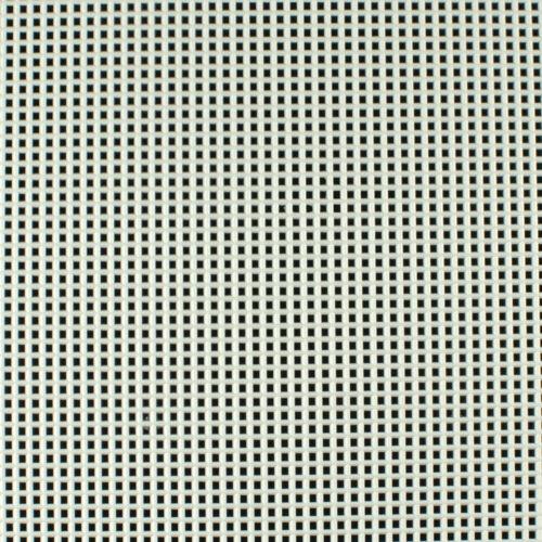 "US Made 1 Plastic Drainage Mesh / Screen / Net for Bonsai Pot 10.5""x 13.5"" White"