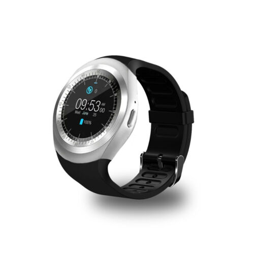 Y1 Bluetooth Smart Watch Sport Bracelet Touch Screen Phone Mate for Android