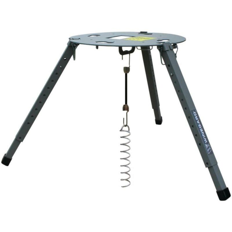 Winegard Carryout Tripod Mount Adjustable Height/Weight Compact Design Outdoor