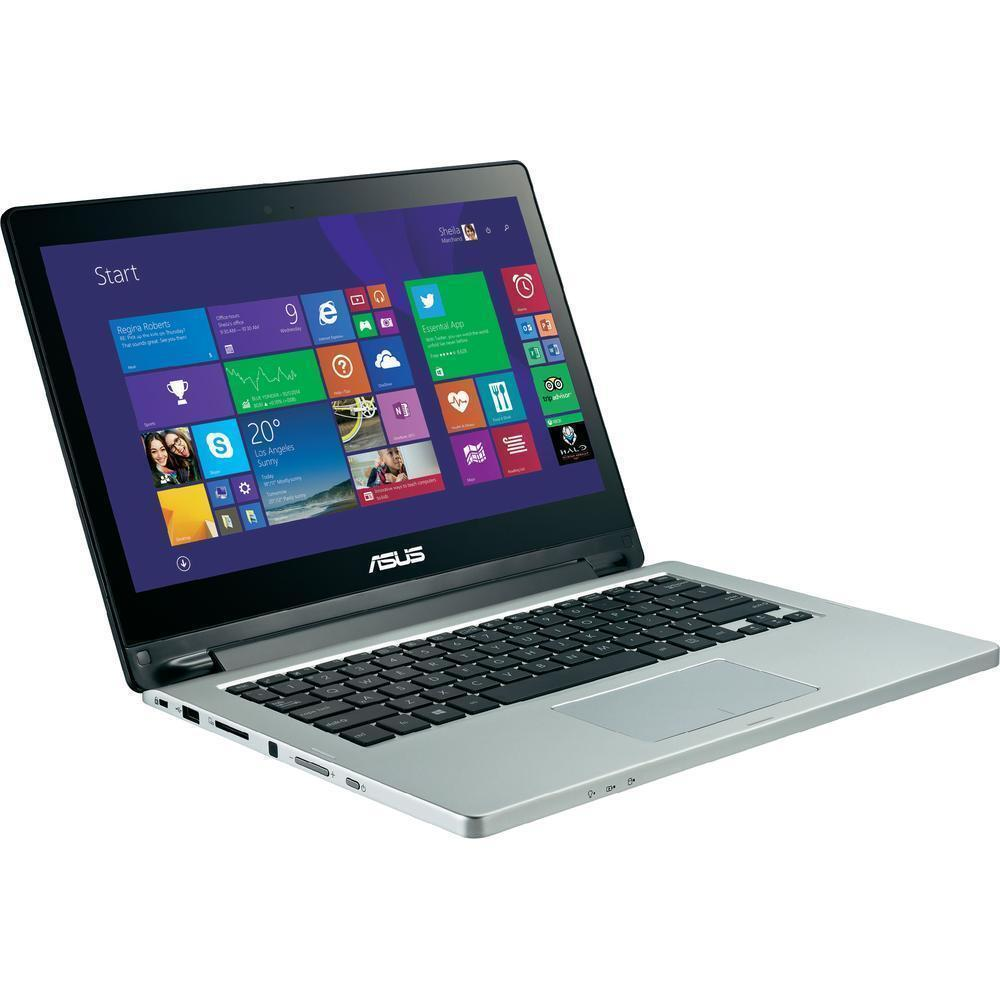 """Asus TP300LD 2in1 13.3"""" Intel i5-5200U 2.2GHz 8GB 1TB Touch Laptop -Warranty"""
