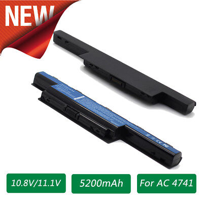 Battery For Acer Aspire 4551 4741 5733Z 5742 5750 7741Z  AS10D41 AS10D31 AS10D5