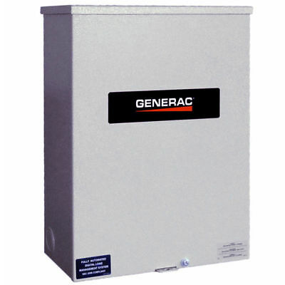 Generac Rxsc200a3 120240-volt 200-amp Single-phase Automatic Transfer Switch