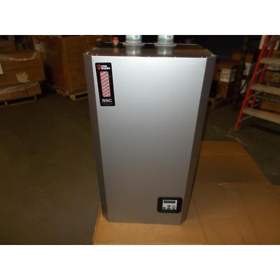 Utica Ubssc-299 60000 Btu Series Ii Gas-fired Wall Hung Natural Gas Boiler 95