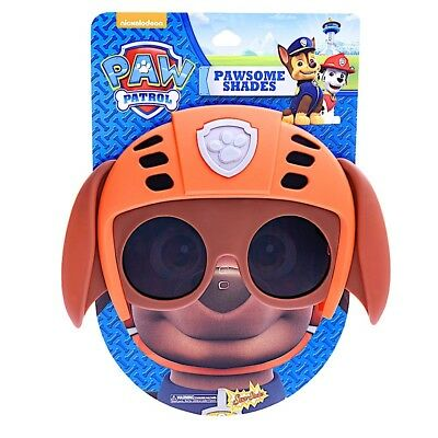Party Costumes - Sun-Staches - Paw Patrol - Zuma sg3008