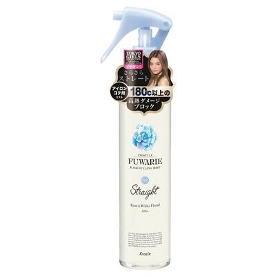 Pro style FUWARIE Hair Styling Mist for Straight hair 180°C Heat Protect