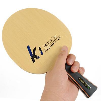Table Handle Pro Tennis Training Blade Ultralight Ping Pong Paddle Table Tennis